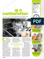 Carb Tuning