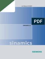 Sinamics s