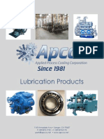 APCCO Lubrication