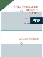 Historia General del Derecho 2015