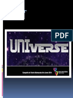 Dossier Obra Universe
