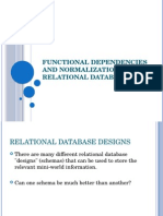5. Functional Dependencies and Normalization4