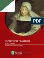 PENSAMIENTO PEDAGOGICO Poussepin