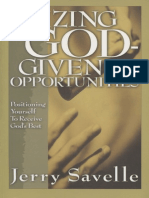 Seizing God-Given Opportunities - Jerry Savelle