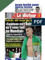 LE BUTEUR PDF du 09/02/2010