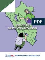 ABC de la Descentralización