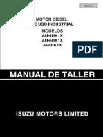 Manual 4HK1 6HK1