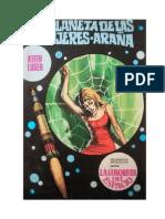 LCDE059 - Keith Luger - El Planeta de Las Mujeres Araña