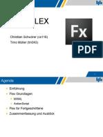 Flex Ejemplos