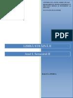 Limba Straina II