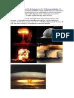 Causa Bomba Atomica