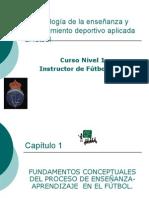 55131991 Metodologia de La Ensenanza y Entrenamiento Deportivo Aplicada
