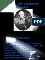 Howard, John y La Reforma Carcelaria
