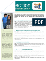 Aim Right Ministries Spring Newsletter - 2015