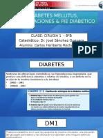 Diabetes en Cirugia Carlos Rocha