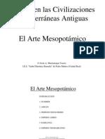 04. ARTE MESOPOTÁMICO