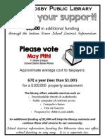 ANT 2015 School Budget Vote