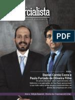 Revista Comercialista - 13ª Edição - Direito Das Empresas Em Crise