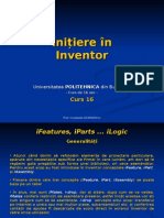 Initiere in Inventor