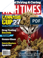 High Times - The Art of Drying and Curing Cannabis (April 2015)