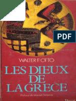 Otto Walter Friedrich - Les Dieux de La Grèce