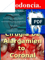cirugiadealargamientocoronalpreprotesica- EXPOOO