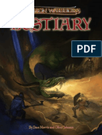 Dragon Warriors RPG - Bestiary