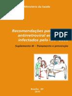 Terapia Antirretroviral Adultos III - 2010