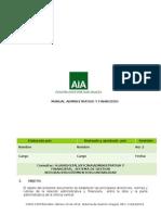 Manual Administrativo y Financiero