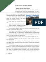 Ficha de Alemão Freizeit - Umwelt
