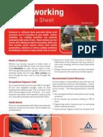 Wood Working Information Sheet