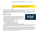 Evaluacion Censal Regional 50421 Colquepata