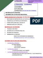 Lección 8. Filtración (2010-11)