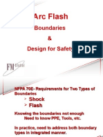 Arc Flash Boundaries & Design Final