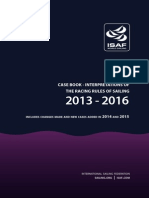 ISFA Official Case Book (Sailing)