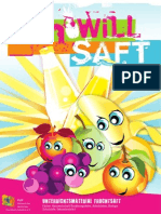 Fruchtsaft, VdF-Unterrichtsmaterial 4c