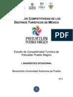 Agenda de Competitividad Turística de Pahuatlán
