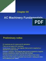 Chapter 04 - AC Machinery Fundamentals