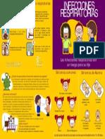 folleto infecciones respiratorias
