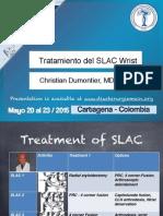 Treatment of SLAC-Cartagena