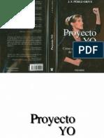 Perez Orive J F - Proyecto Yo