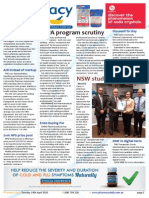 Pharmacy Daily for Tue 19 May 2015 - Pharmacy review, professional program scrutiny, Pharmaxis sale to BI, 6CPA and much more