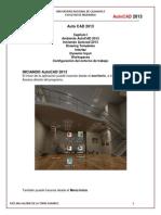 1 Iniciando CAD UNC 2013