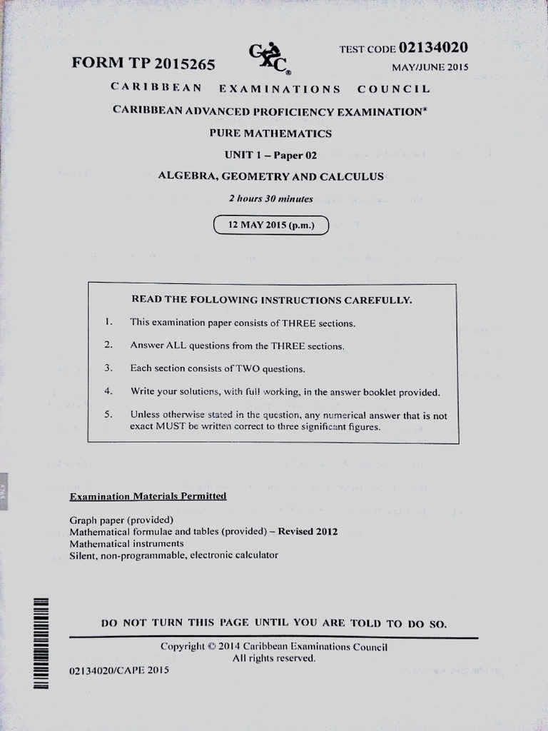 100 PDF Cxc Physics Past Papers And Answers