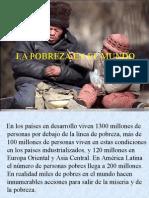 Pobreza Mundo 1