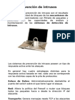 Prevención de Intrusos