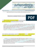 Comparativo de Jurisprudência 05 - PAD1
