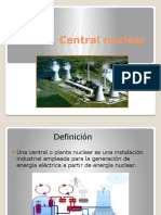 Central Nuclear(Definicion)