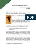 Neozapatismo, arte popular y género