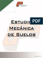 """Estudio Mecanica de Suelos """"La Victoria"""", Queretaro, Mexico D. F."""